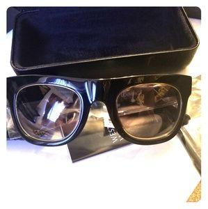 Westward W Leaning Sunglasses